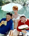 Skipper, Ginger & Gilligan - gilligans-island photo