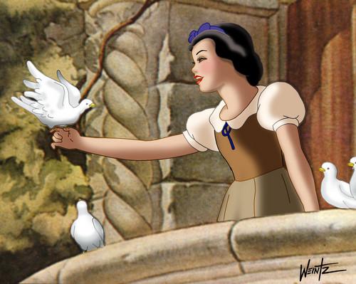 Snow White by snowsowhite