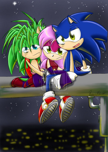 Sonic Underground Break
