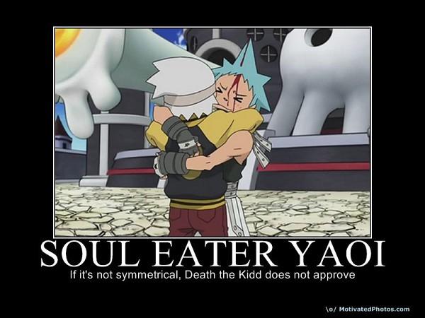 Death the kid yaoi hard