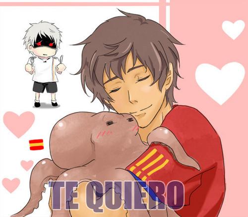 Spain~Te Quiero
