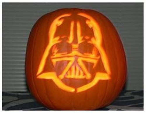 Star wars pumpkins - star-wars Photo