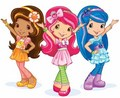 Strawberry Shortcake and Friends - strawberry-shortcake photo