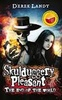 THE 'END OF THE WORLD' FRONT COVER!!!!! - skulduggery-pleasant Icon