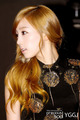 Taeyeon @ Mnet Style Icon Awards 2011 Red Carpet