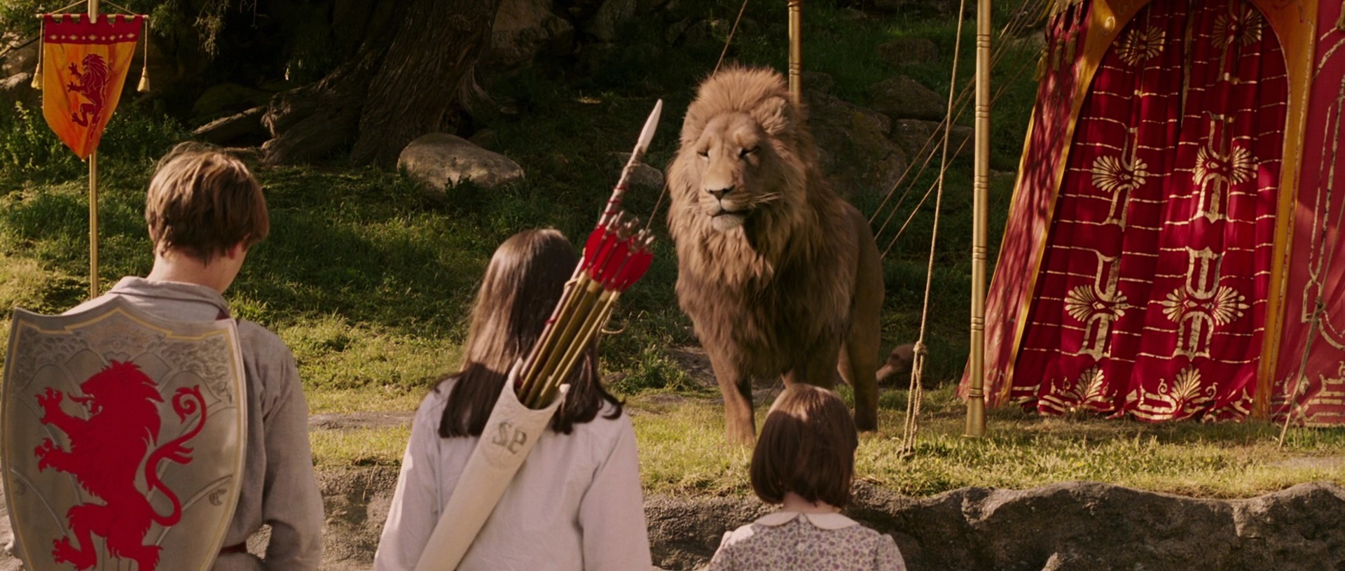 Lion witch wardrobe narnia movie