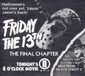 The Final Chapter Ad - jason-voorhees photo