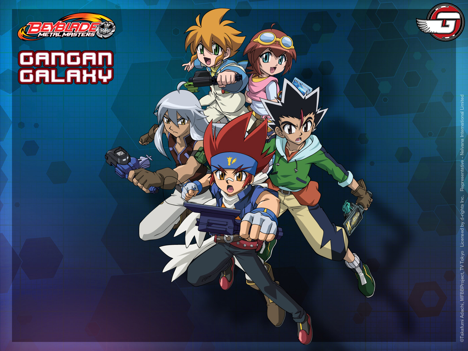 Beyblade Metal Fusion OC Characters images The Group HD ...