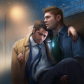 The Long Way Back - dean-and-castiel fan art