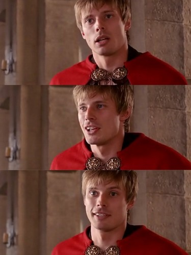 The Many Faces of Arthur Pendragon.
