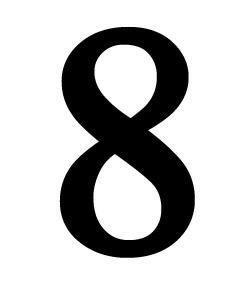The great 8, da.