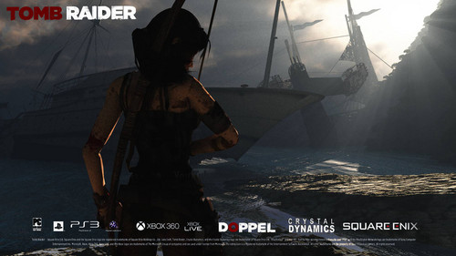 Tomb Raider_Coast by doppel_zgz- - tomb-raider-reboot Fan Art