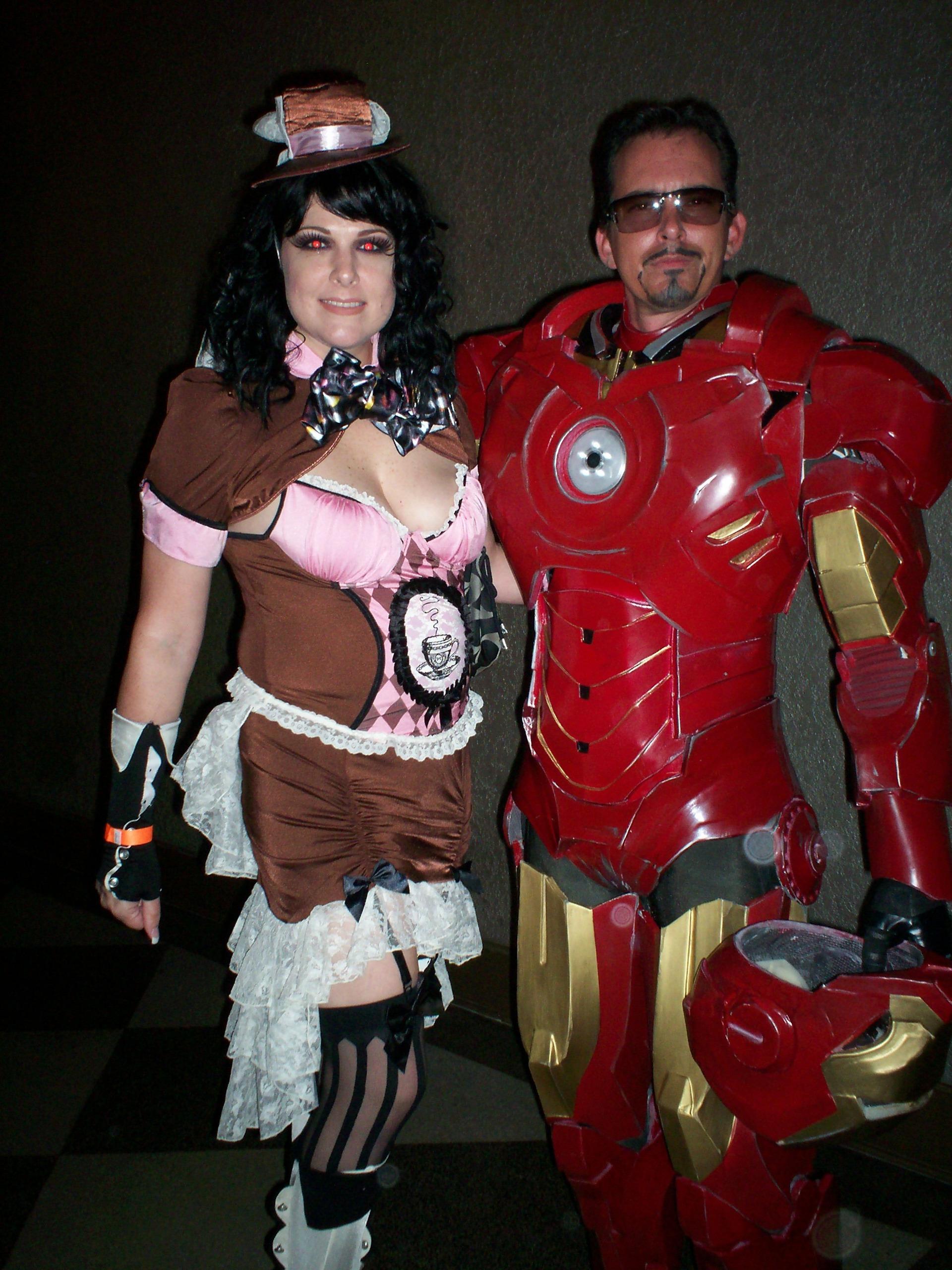 Tony Stark At The Club
