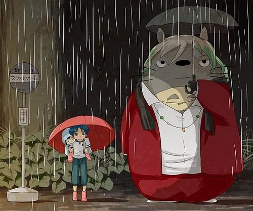 Totoro?