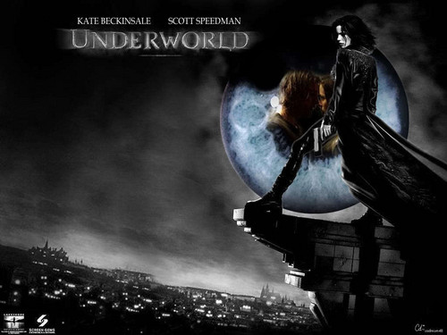♥  Underworld ♥ - michael-corvin Wallpaper
