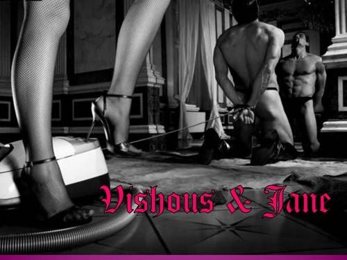 Vishous & Jane