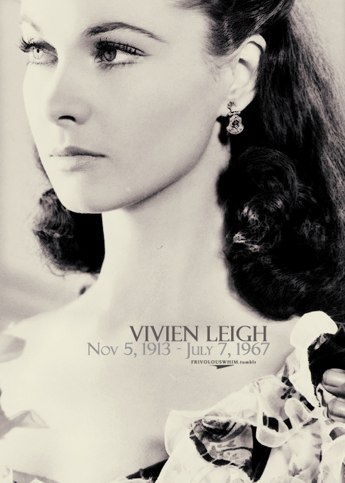 Vivien leigh vivien leigh photo 26570789 fanpop for Who played scarlett o hara in gone with the wind
