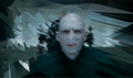 Voldemort in the art