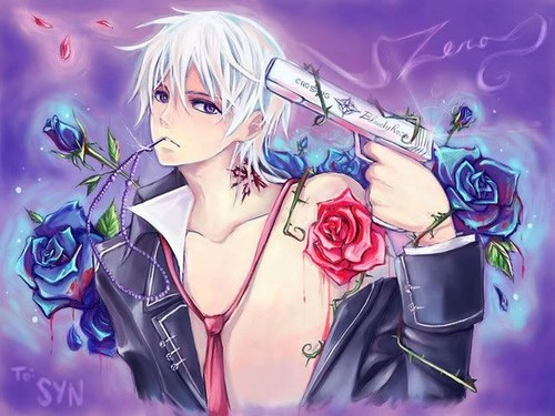 WANNA GET A NOSE BLEED HAVE A PICK THEN =P - anime-guys Photo