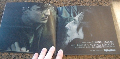 "WB Campaign ""Potter for Oscar"""