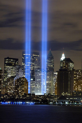 WTC Towers of Light - world-trade-center Photo