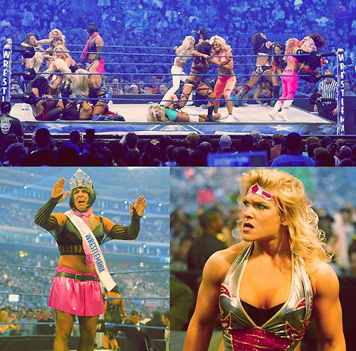 WWE Diva Fan Art