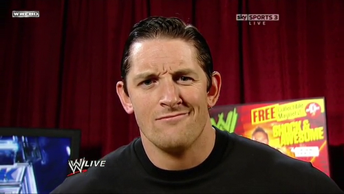Wade Barrett wallpaper entitled Wade Barrett Picture da NikkiBarrett :)