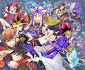 Yu-Gi-Oh - yugioh-5ds fan art