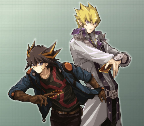 Yusai and Jack