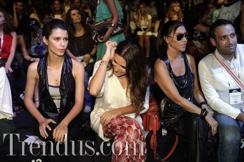 beren saat in fashion প্রদর্শনী
