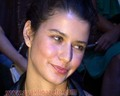 beren saat in fashion show