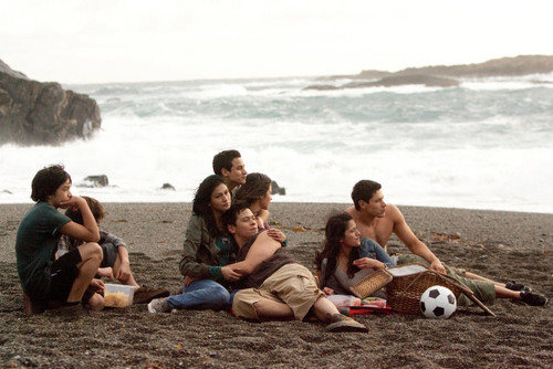 Breaking Dawn The Movie wallpaper with a soccer ball called breaking dawn part 1 stills