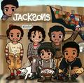cute art - the-jackson-5 fan art