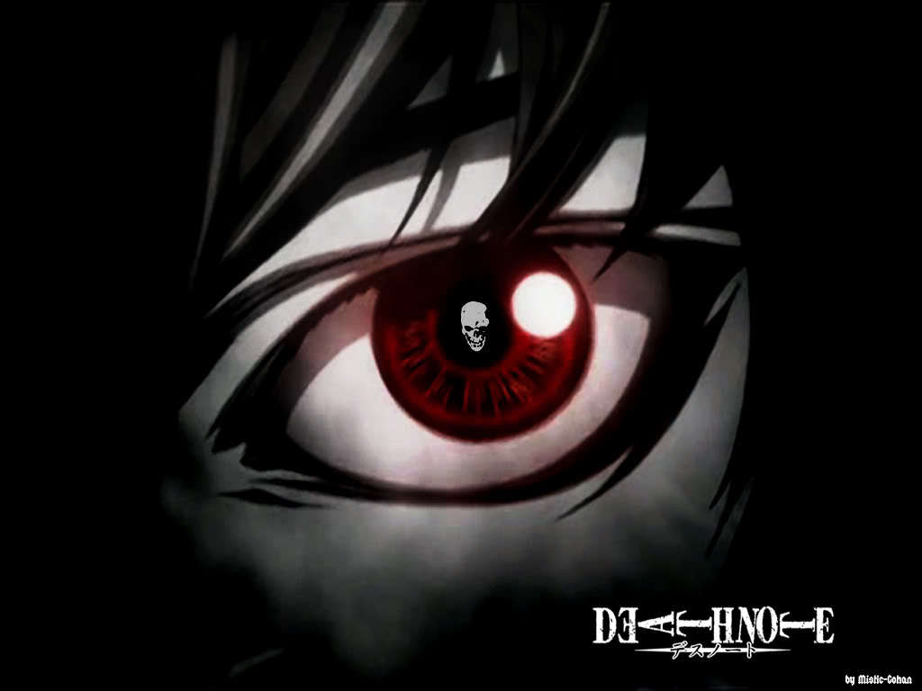 death note light wallpaper - photo #7