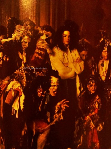 Michael Jackson's Ghosts wallpaper probably with a fire, a fire, and a concert called rare