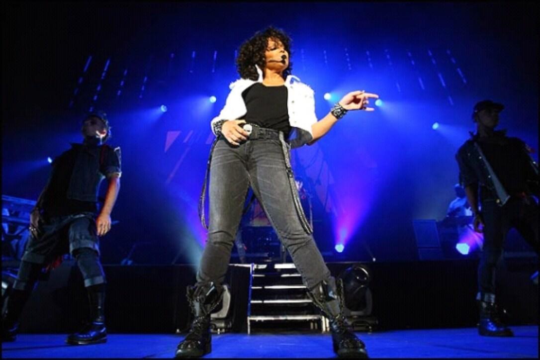 Janet jackson tour dates in Sydney