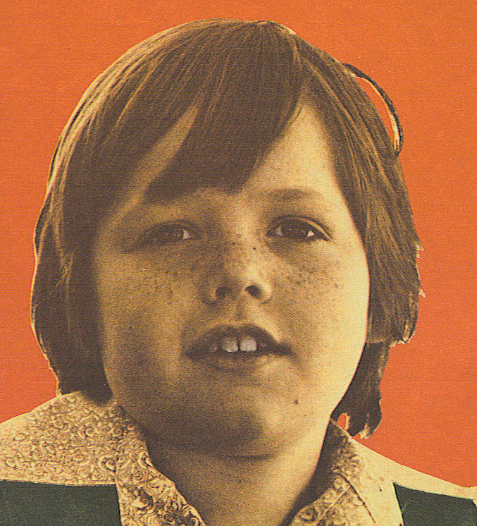 Jimmy Osmond Little Jimmy Osmond Long Haired Lover From Liverpool