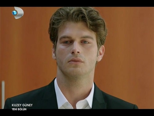 Turkish Actors and Actresses wallpaper containing a business suit titled kivanc(kuzey guney)