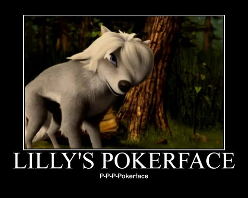 lillys pokerface