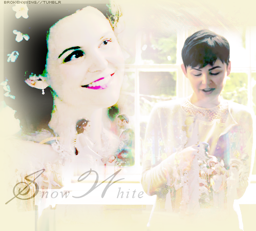 mary/snow white