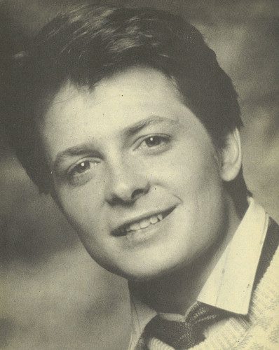 Michael J Fox wallpaper entitled michael j fox