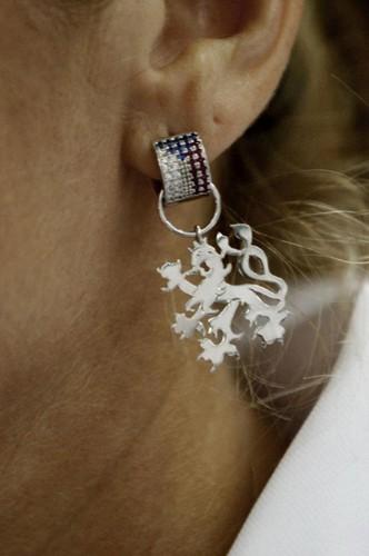 national earrings