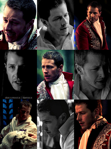 The Many Faces of Prince Charming