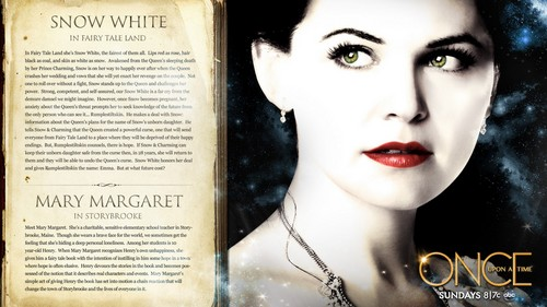 Snow White - once-upon-a-time Wallpaper