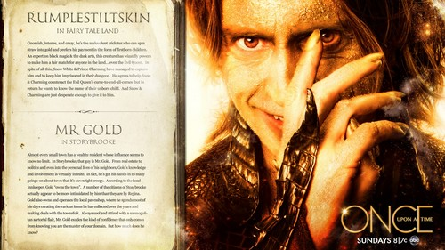 Once Upon A Time images Rumpelstiltskin HD wallpaper and background photos