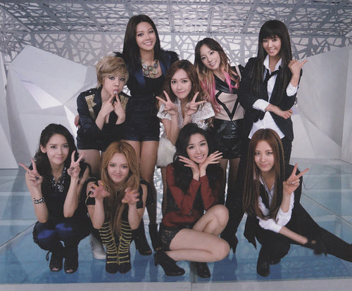 "snsd ""The Boys"""
