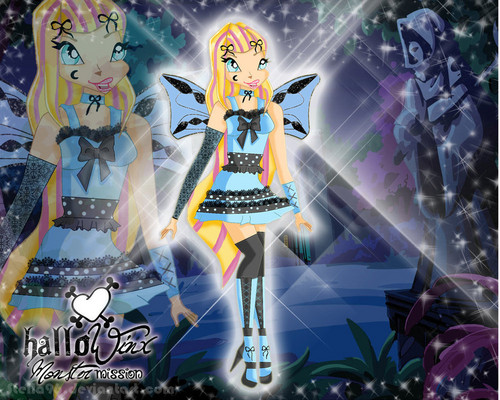 starly happy hallo winx