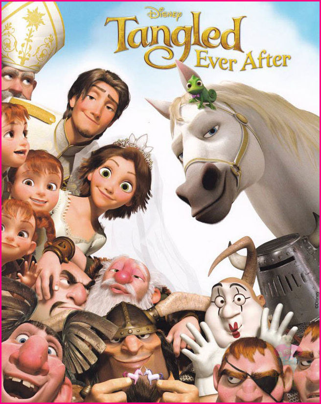 tangled ever after!!!!!!!!