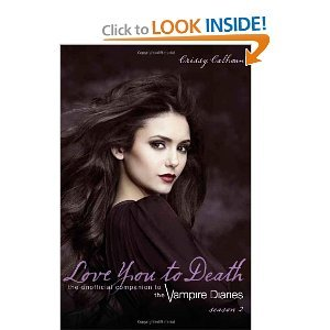 the vampire diaries book