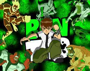 Ben 10 – Utimate Alien fond d'écran containing animé called ultimate aliens